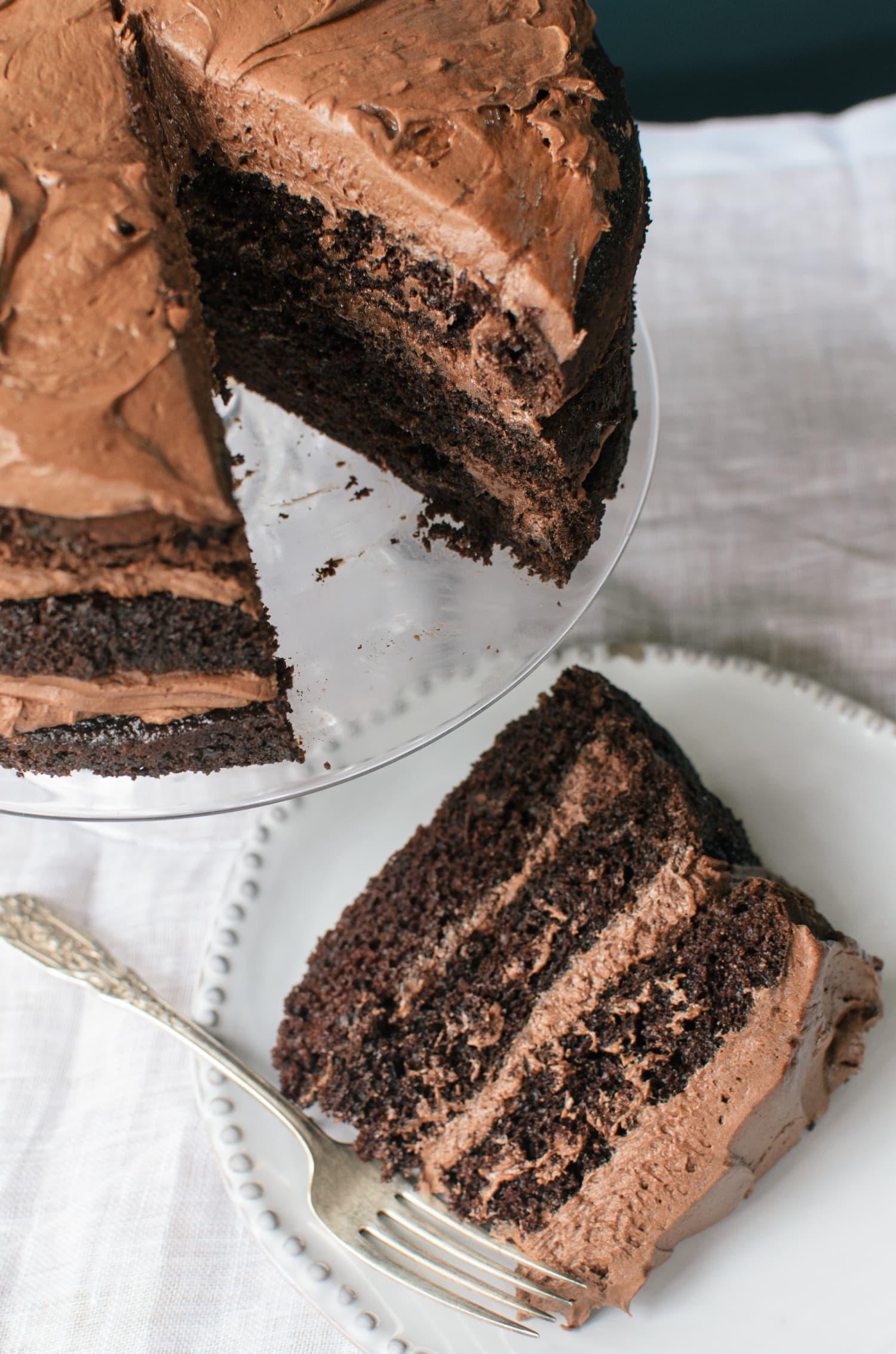 3 Smart Ways To Divide Cake Batter Kitchn
