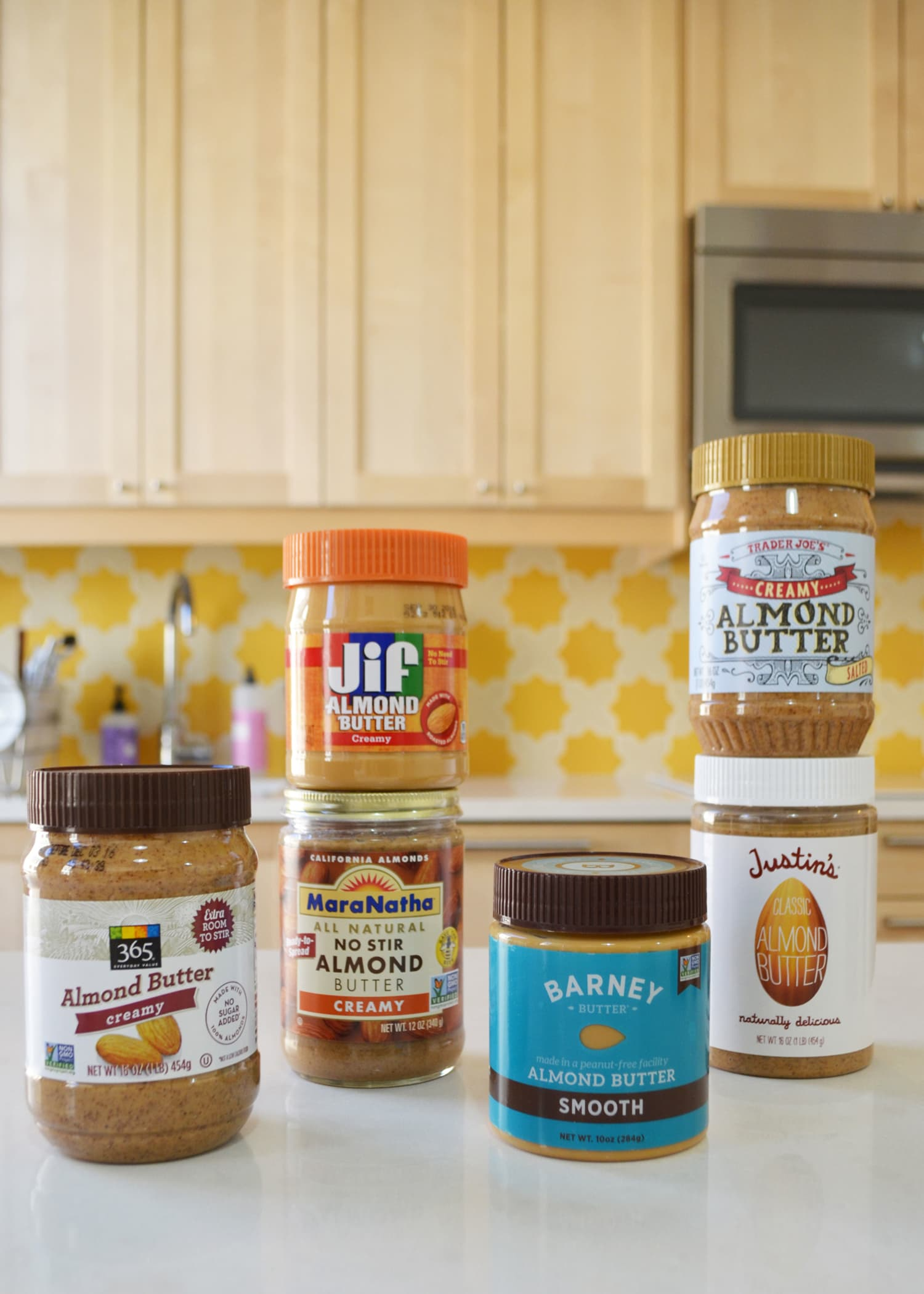 The Creamy Almond Butter Taste Test We Tried 6 Brands And