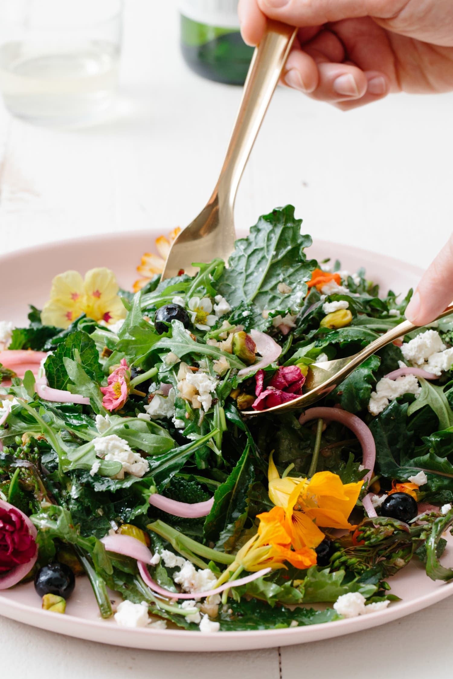 5 Tips For Making And Serving A Better Party Salad Kitchn
