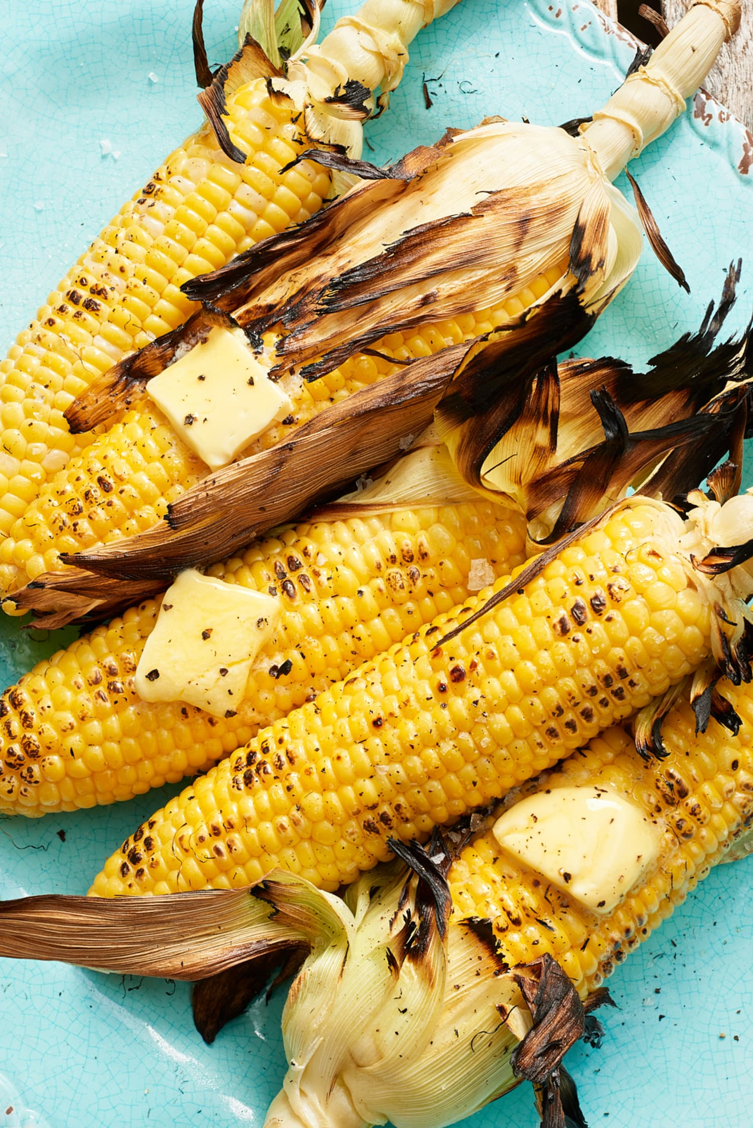 How To Grill the Best Corn on the Cob
