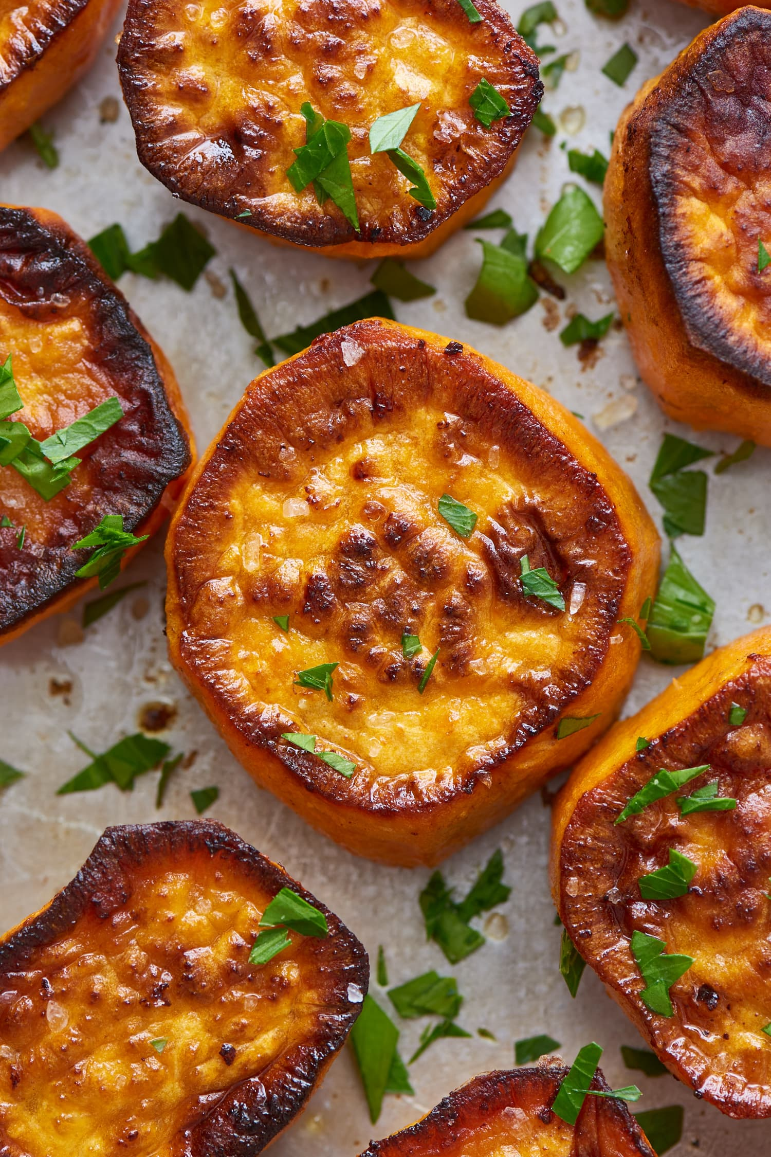 Recipe Butter Roasted Sweet Potatoes Kitchn