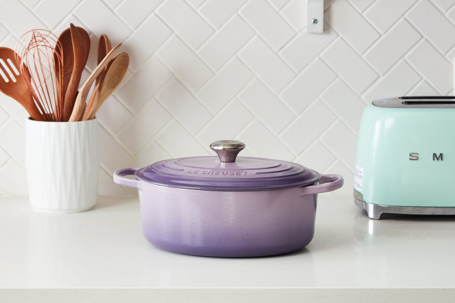 A Trick To Keeping Your Le Creuset Looking Like New Kitchn