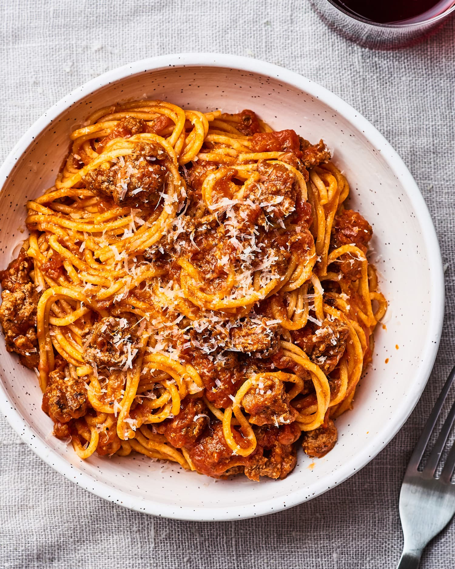 Instant Pot Recipe: Spaghetti With Meat Sauce