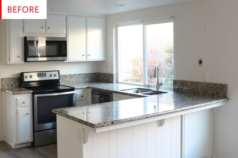 White Ikea Kitchen Shaker Cabinets Remodel Pics Kitchn