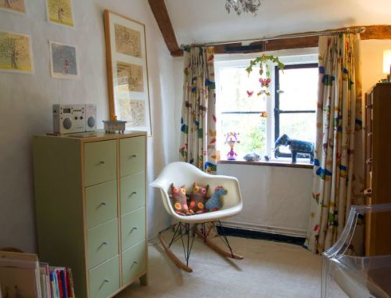 Nursery Tour Celeste S Wonky Wonderful Room Apartment
