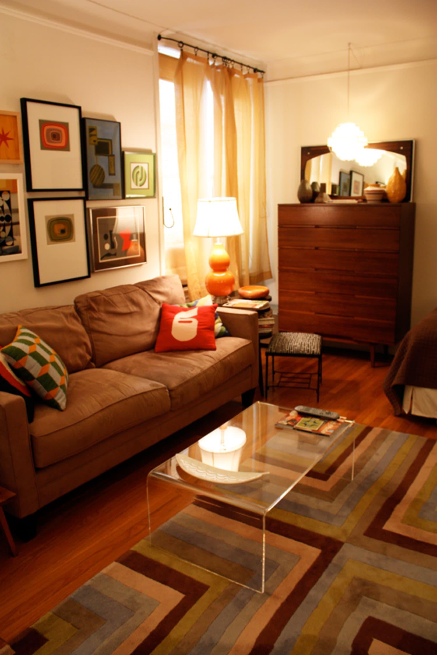 Matt's Spirited Studio | Apartment Therapy
