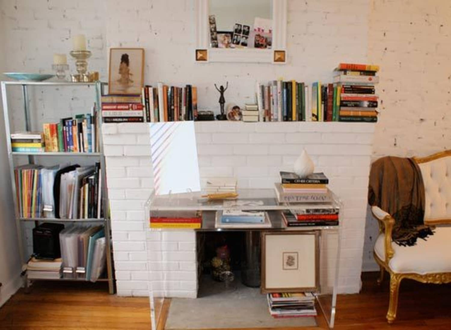 Stephanie's Art Collection | Apartment Therapy