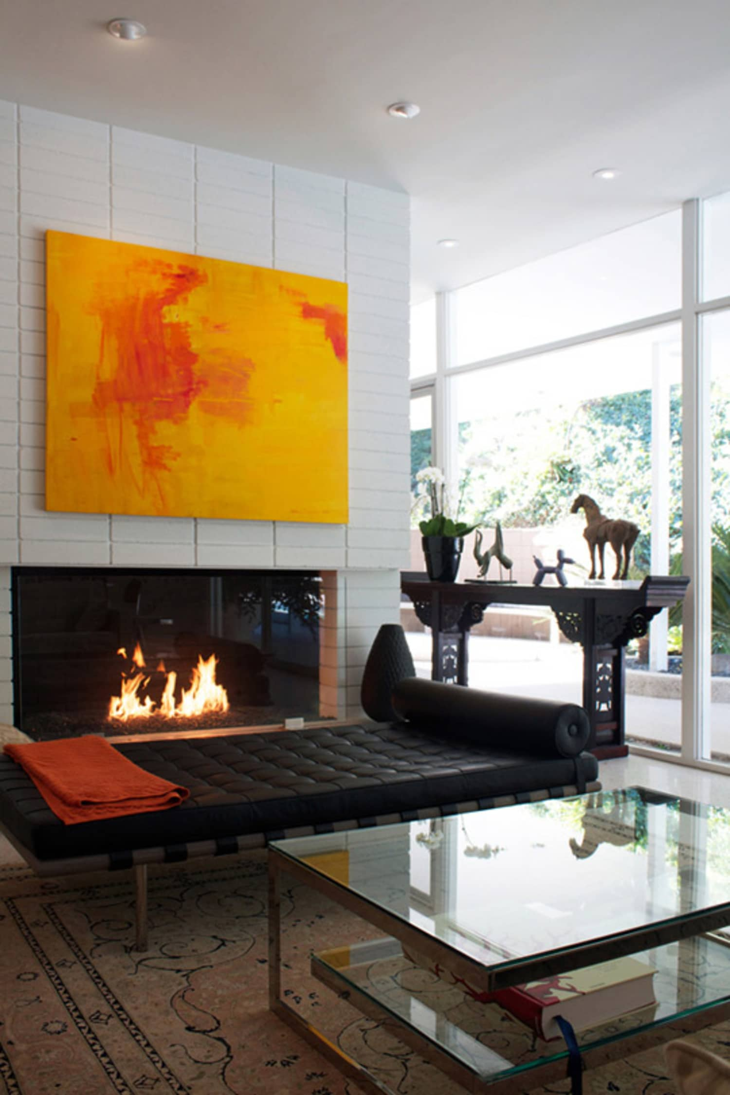 Guy Amp Jennifer S Contemporary California Modern Home