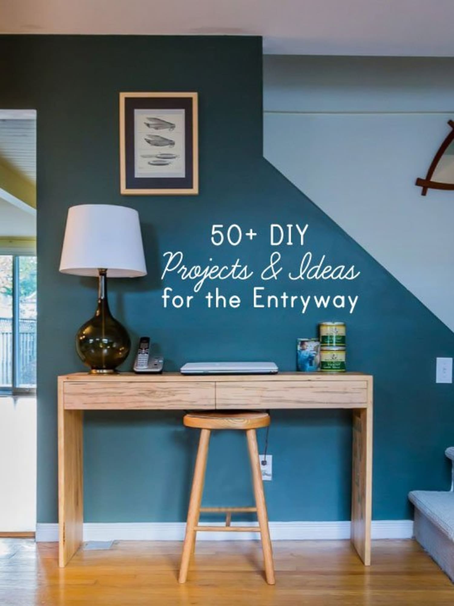 50+ DIY Projects for Your Entryway | Apartment Therapy