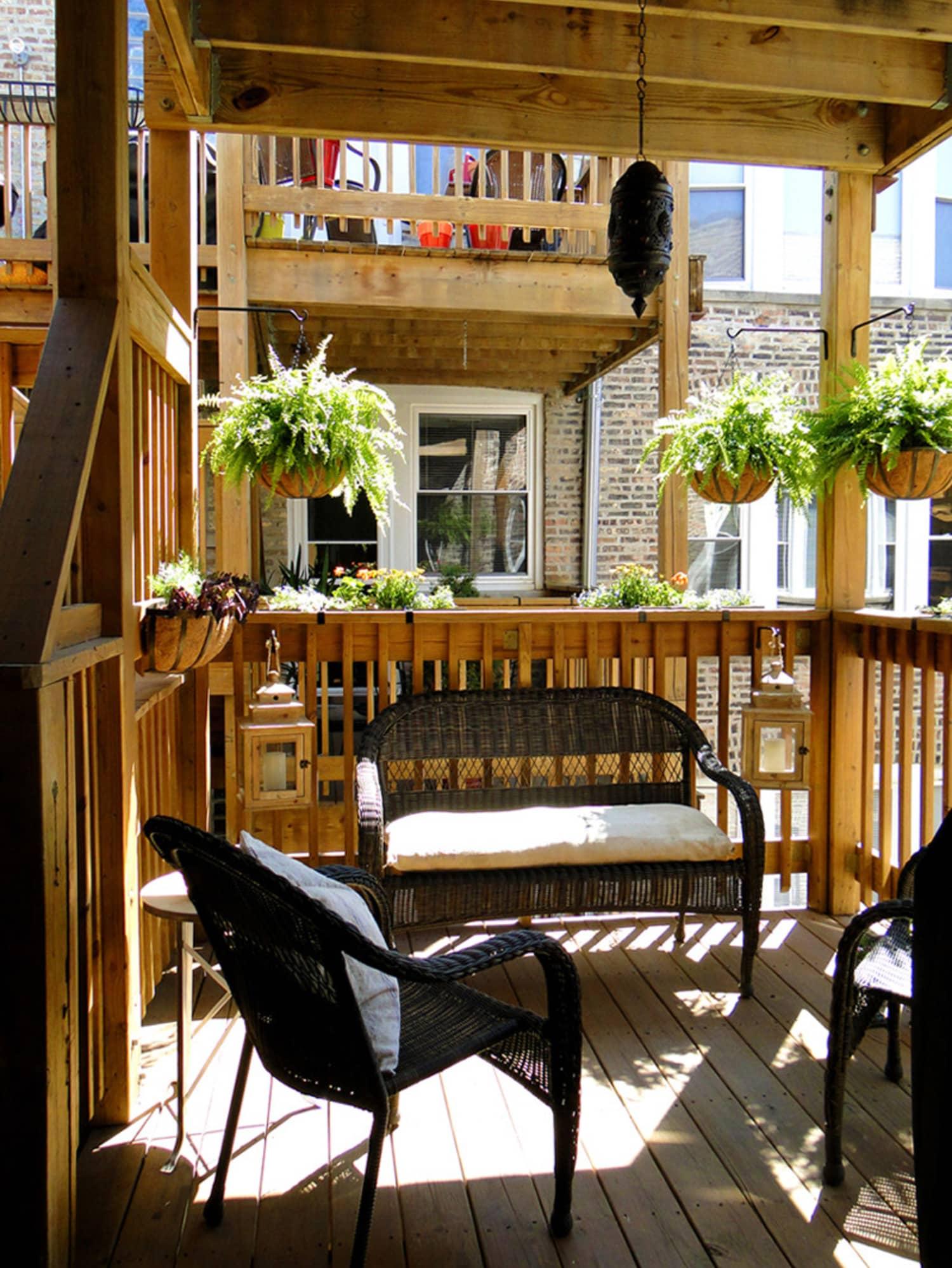 No Yard No Problem Tips For A Beautiful Balcony Garden