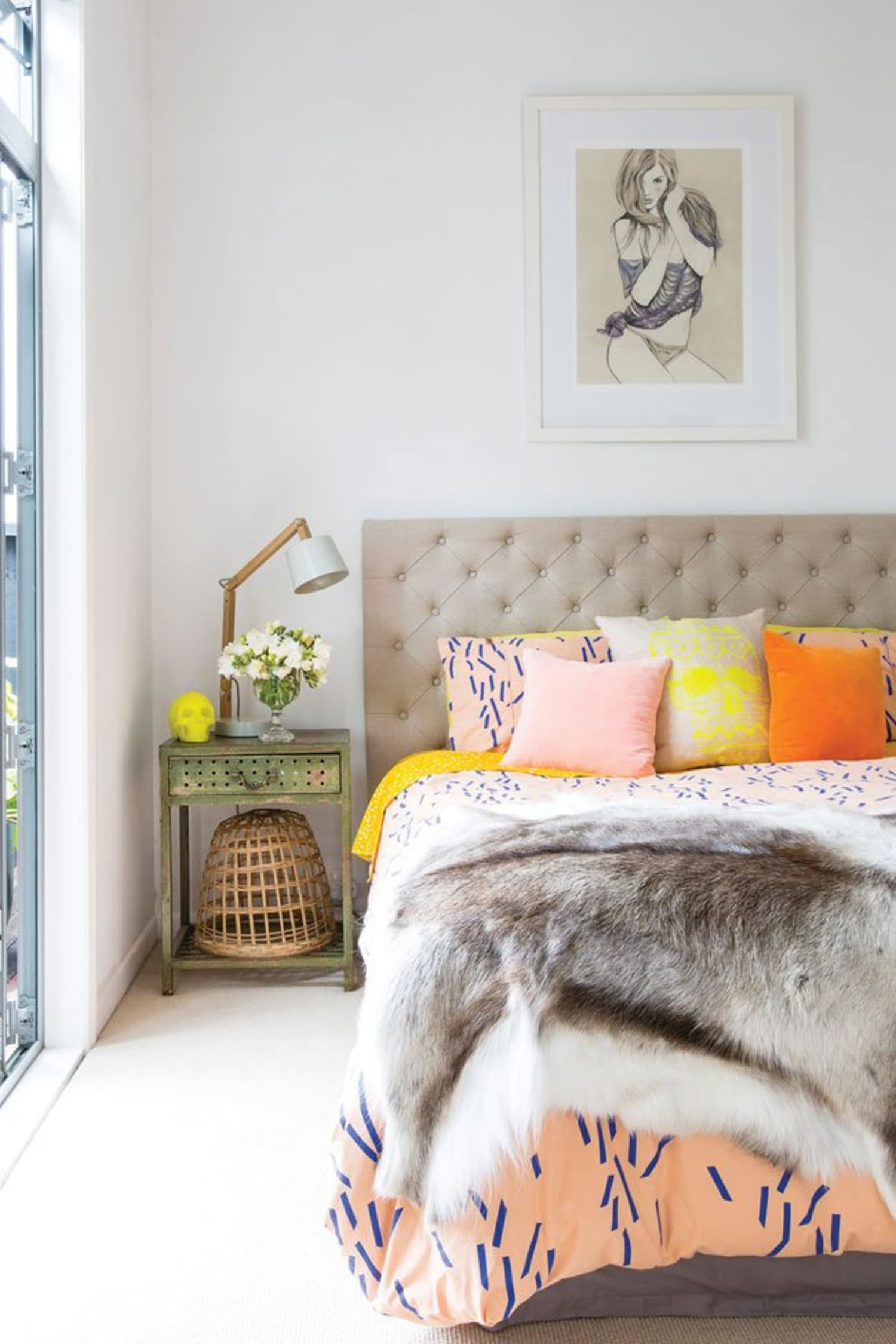Bedroom decorating ideas 10 bold design elements to steal - Design your own bedroom ...