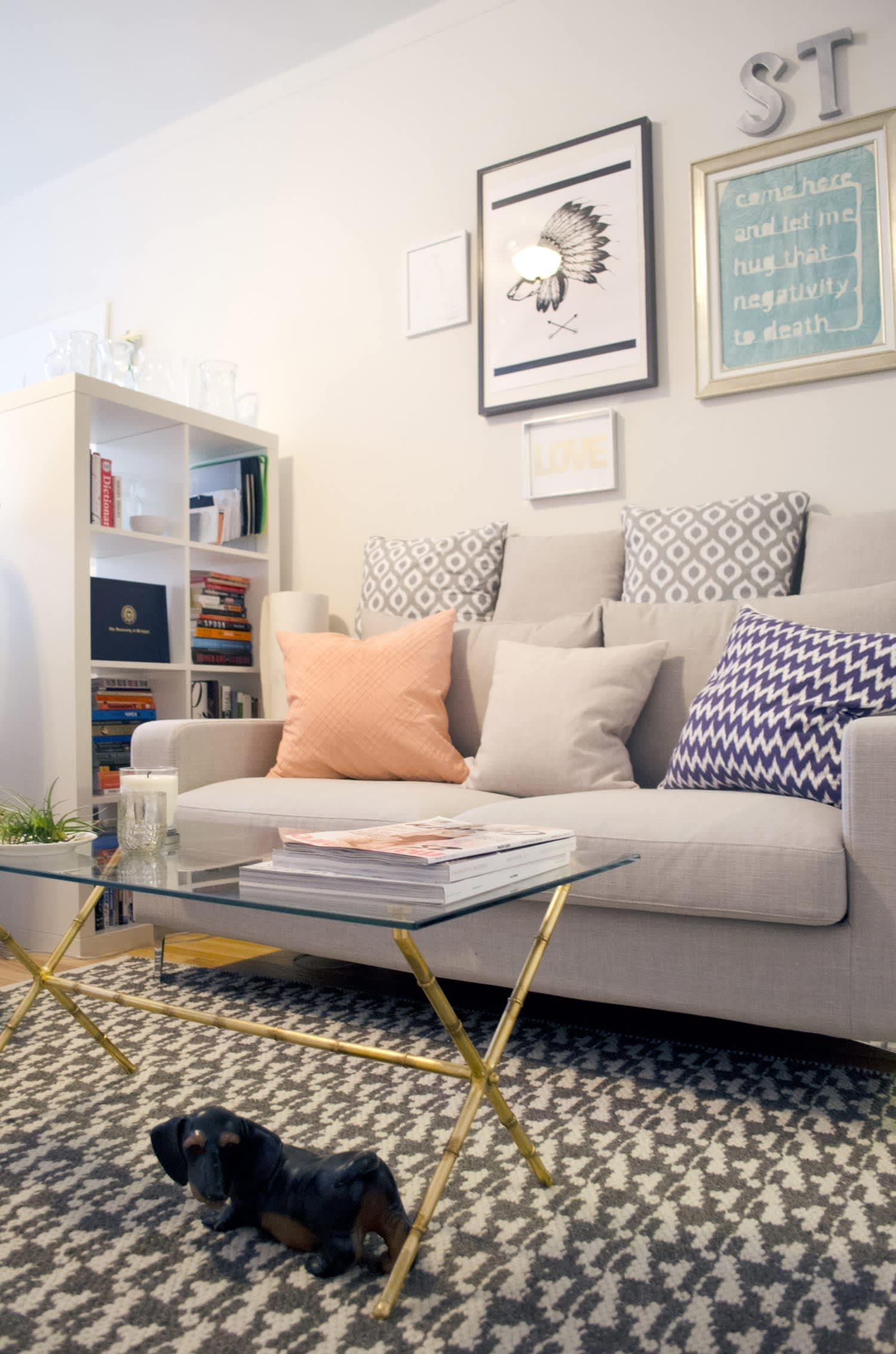 Sarah S Crisp And Clever Small Space In Chicago