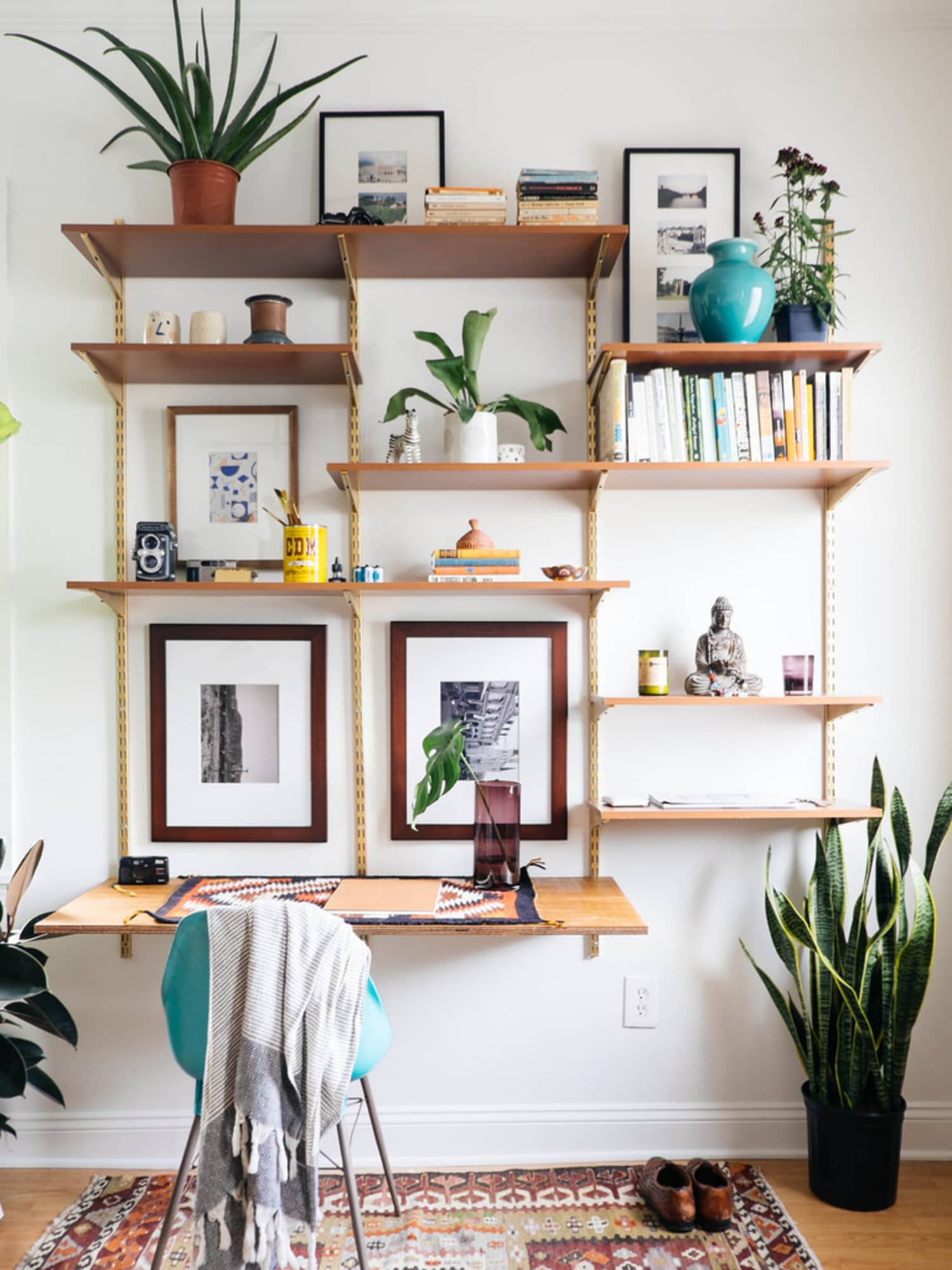 DIY Wall-Mounted Shelving Systems Roundup | Apartment Therapy