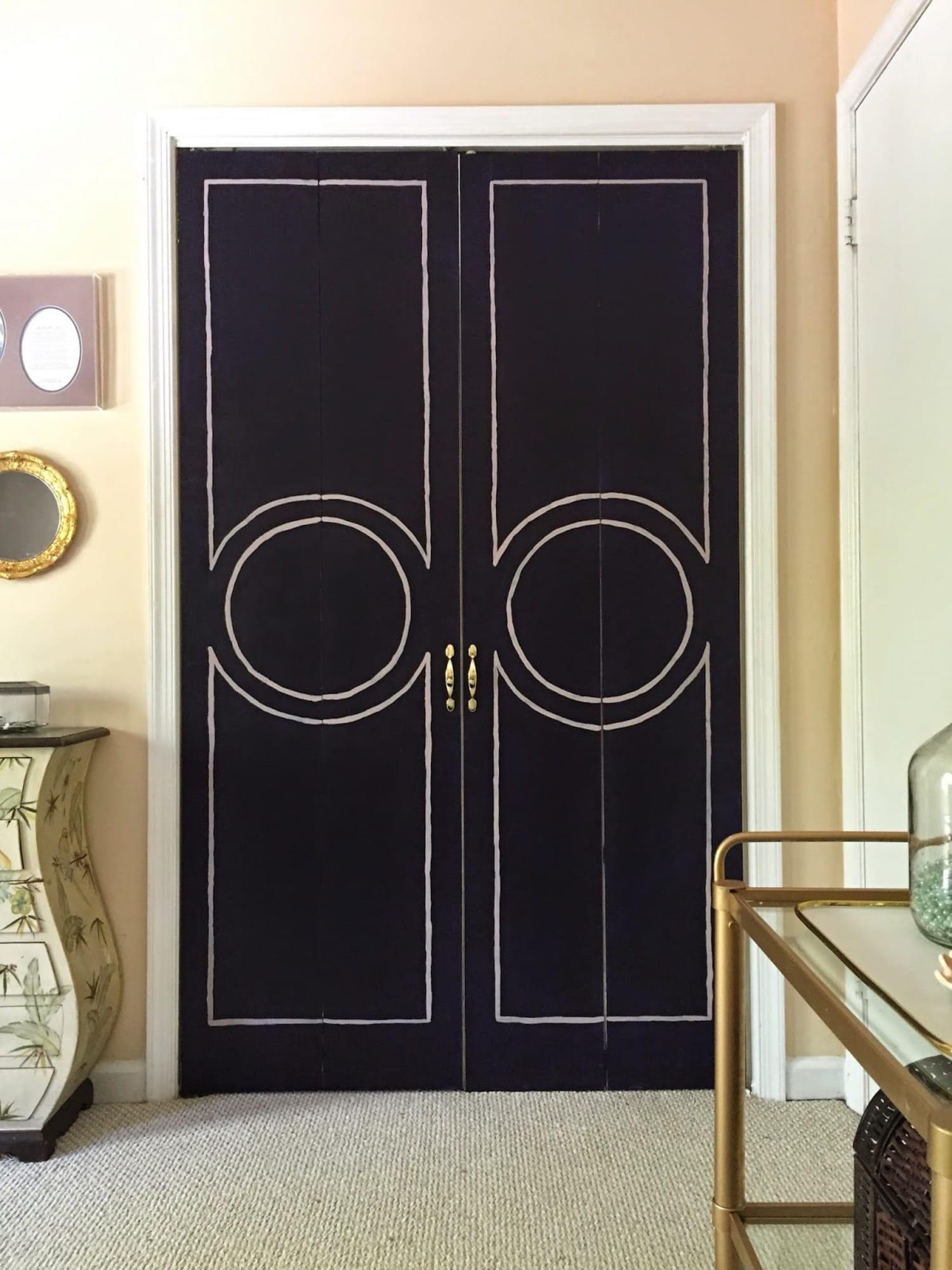 Closet Door DIY Projects That Look Like a Million Bucks ...