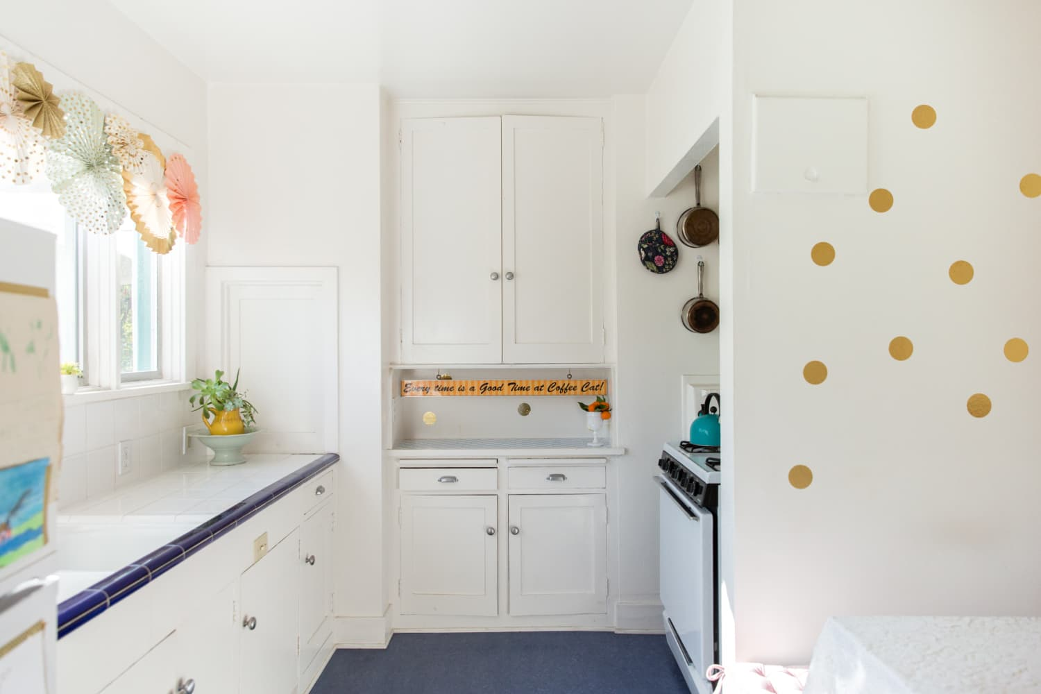 DIY Fixes for Rental Kitchen Cabinets, Appliances ...