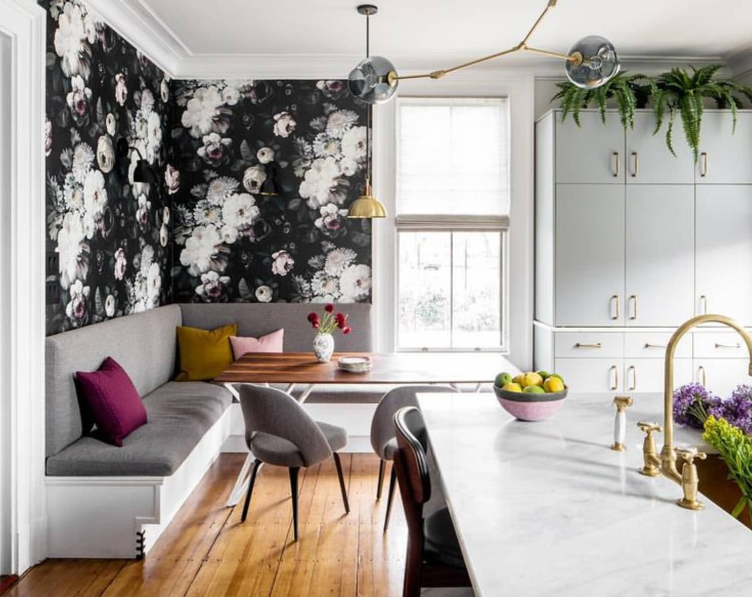 Outrageously Gorgeous Wallpapered Rooms On Instagram This ...