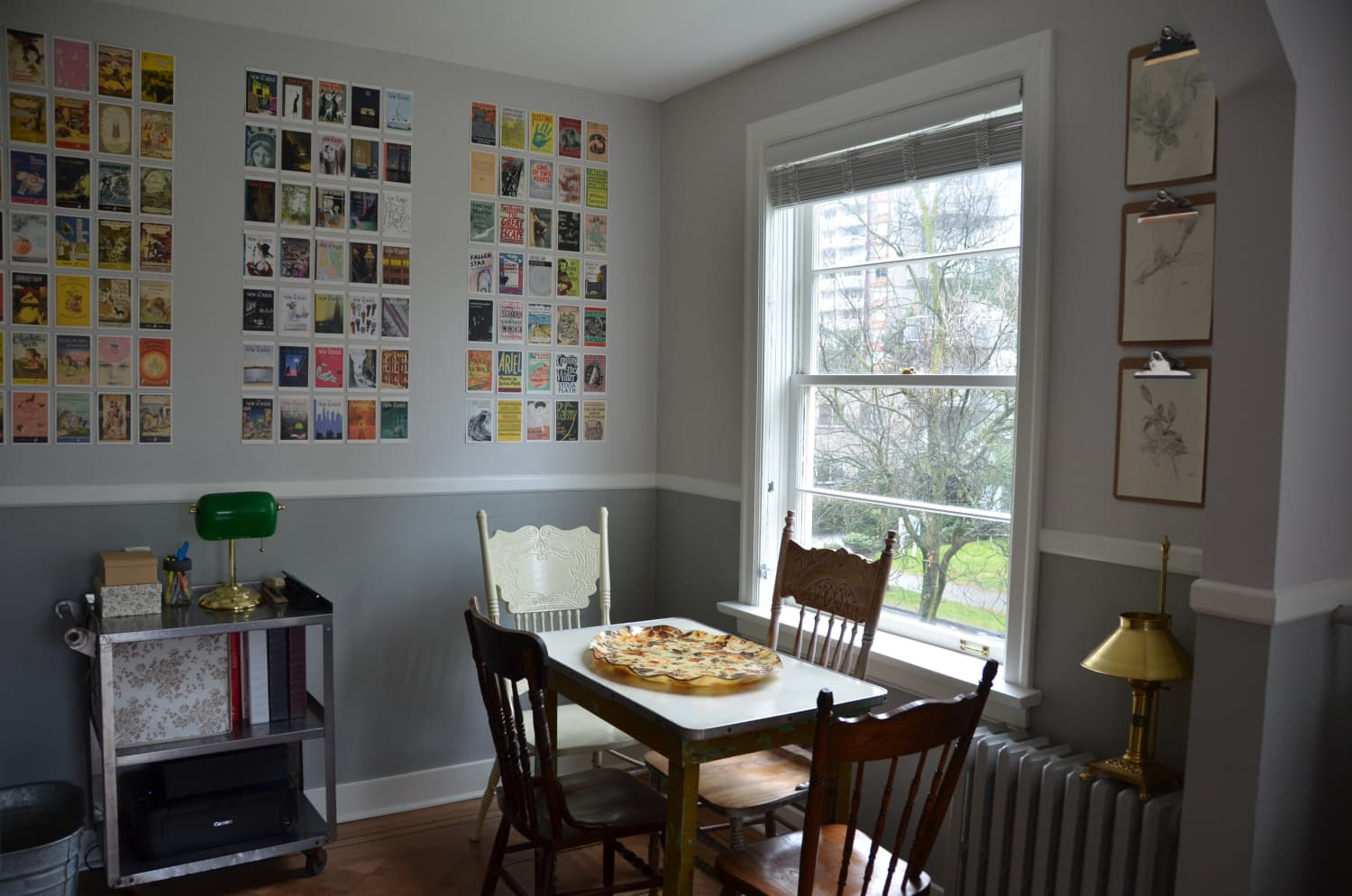 A Vancouver Apartment Full of Thrifted and Craigslist ...
