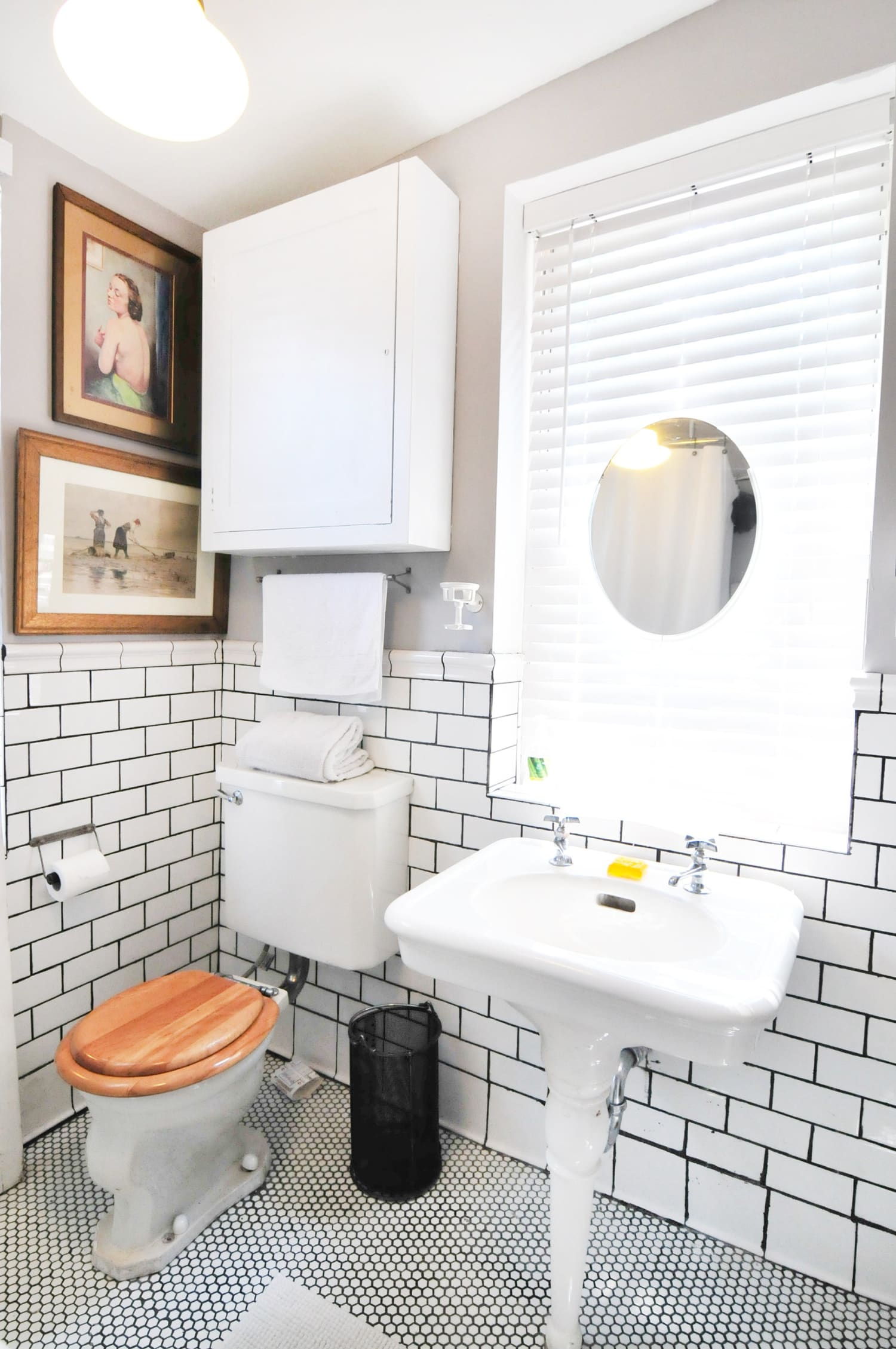 Why You Should Keep A Cutting Board In Your Small Bathroom