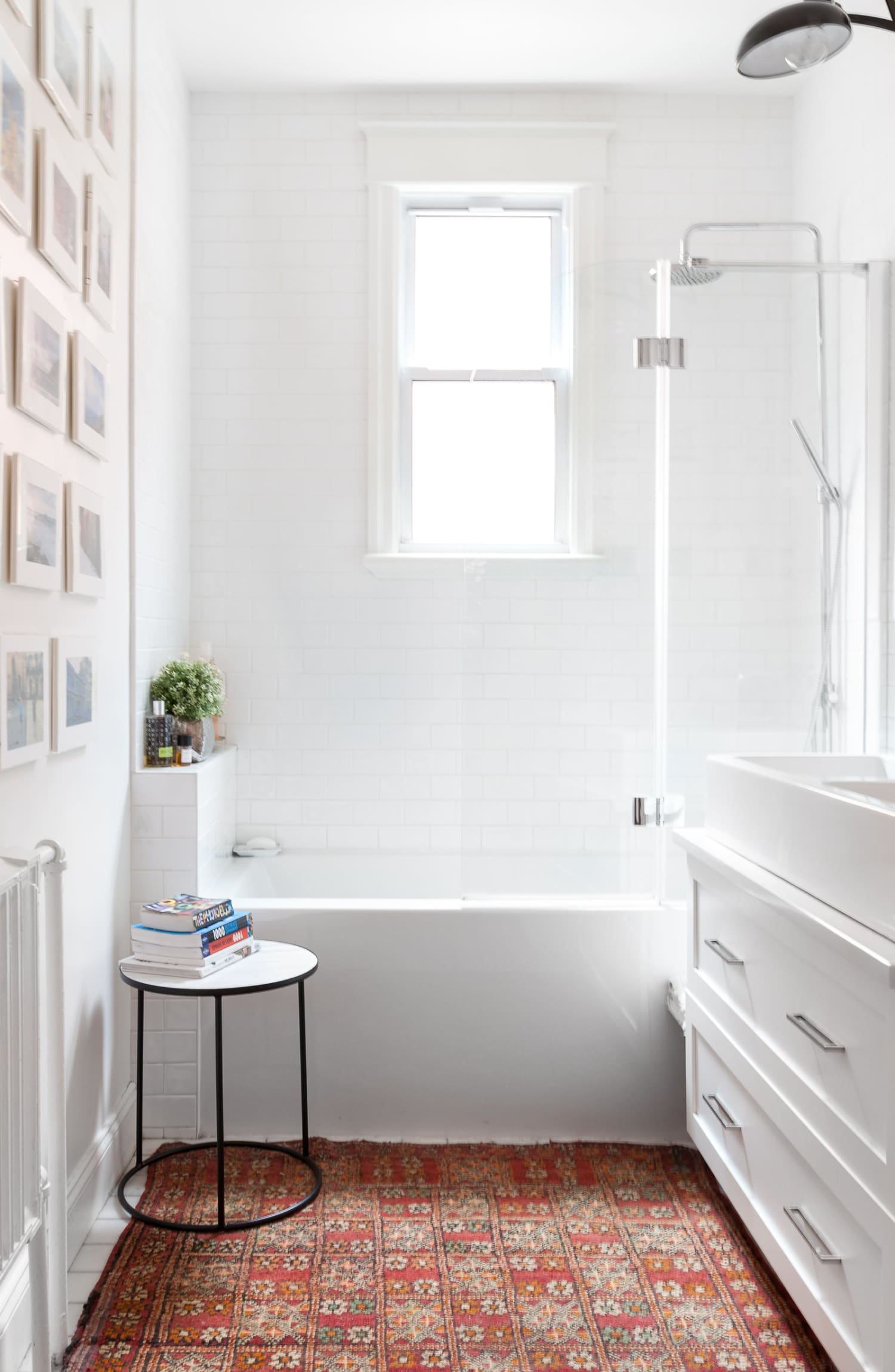 Small Bathroom Design Ideas - 7 Beautiful Remodels ... on Apartment Bathroom  id=95635