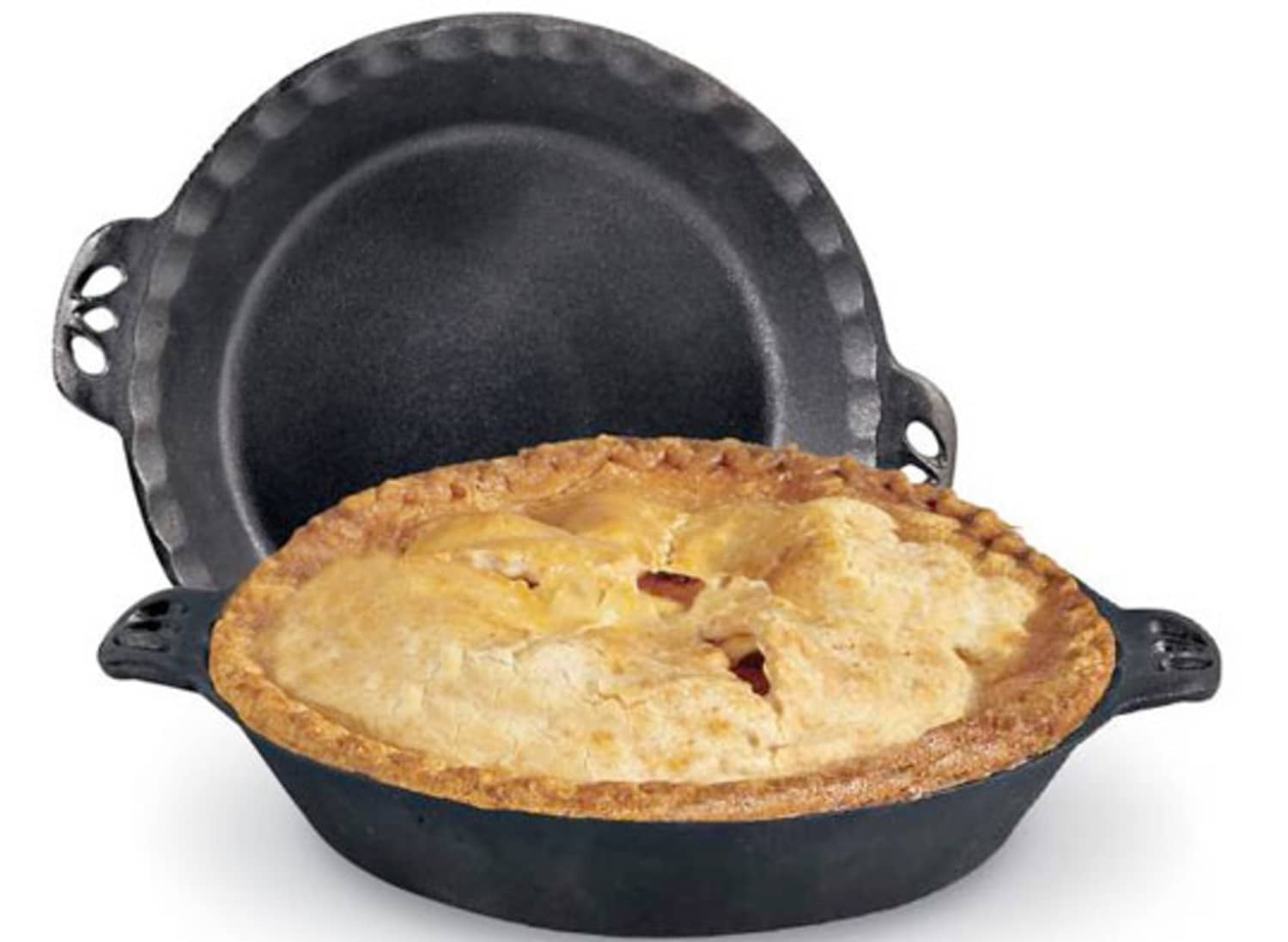 Cast Iron Pie Pans Have You Ever Used One Kitchn