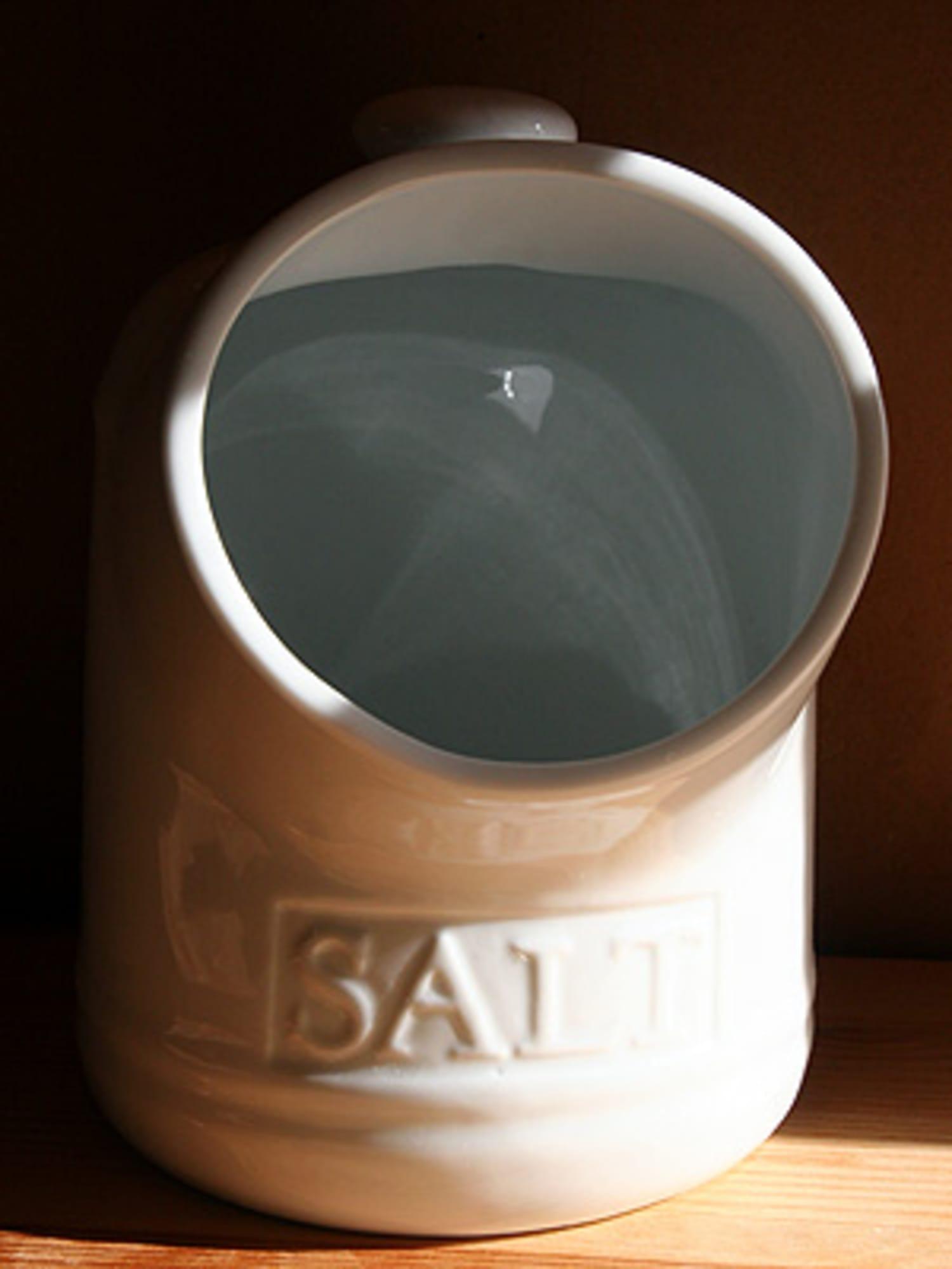 Better Salt Storage Try A Salt Pig Kitchn