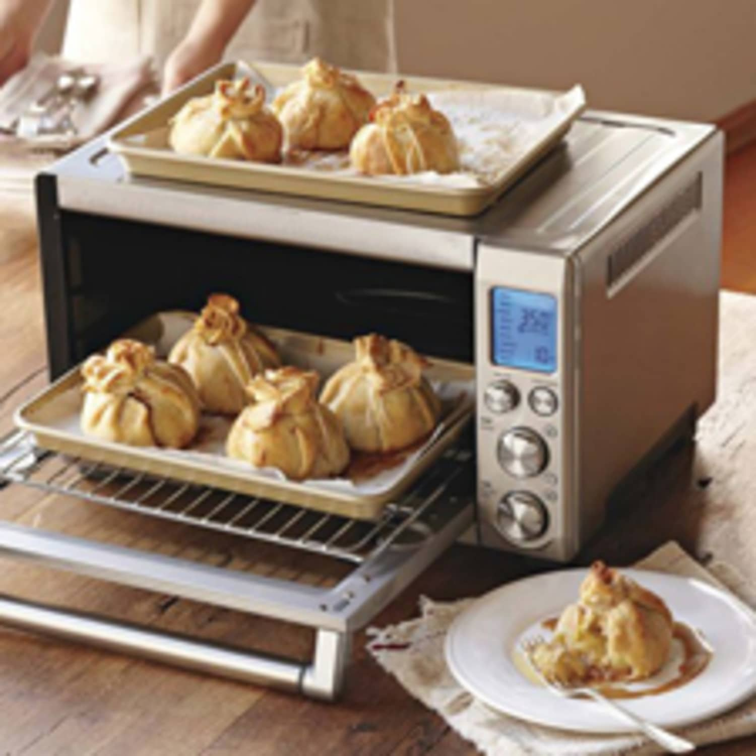 Find Me An Apartment: Help Me Find A Built-In Toaster Oven?