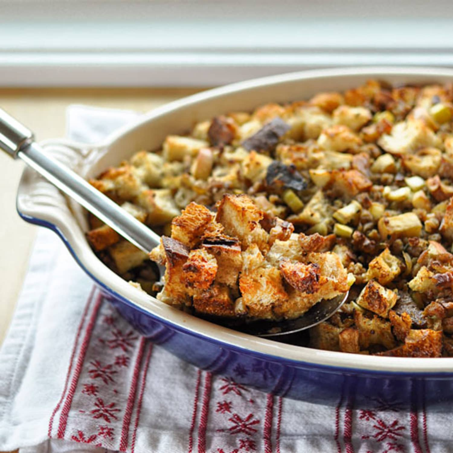 Can You Recommend A Great Vegetarian Stuffing Recipe?