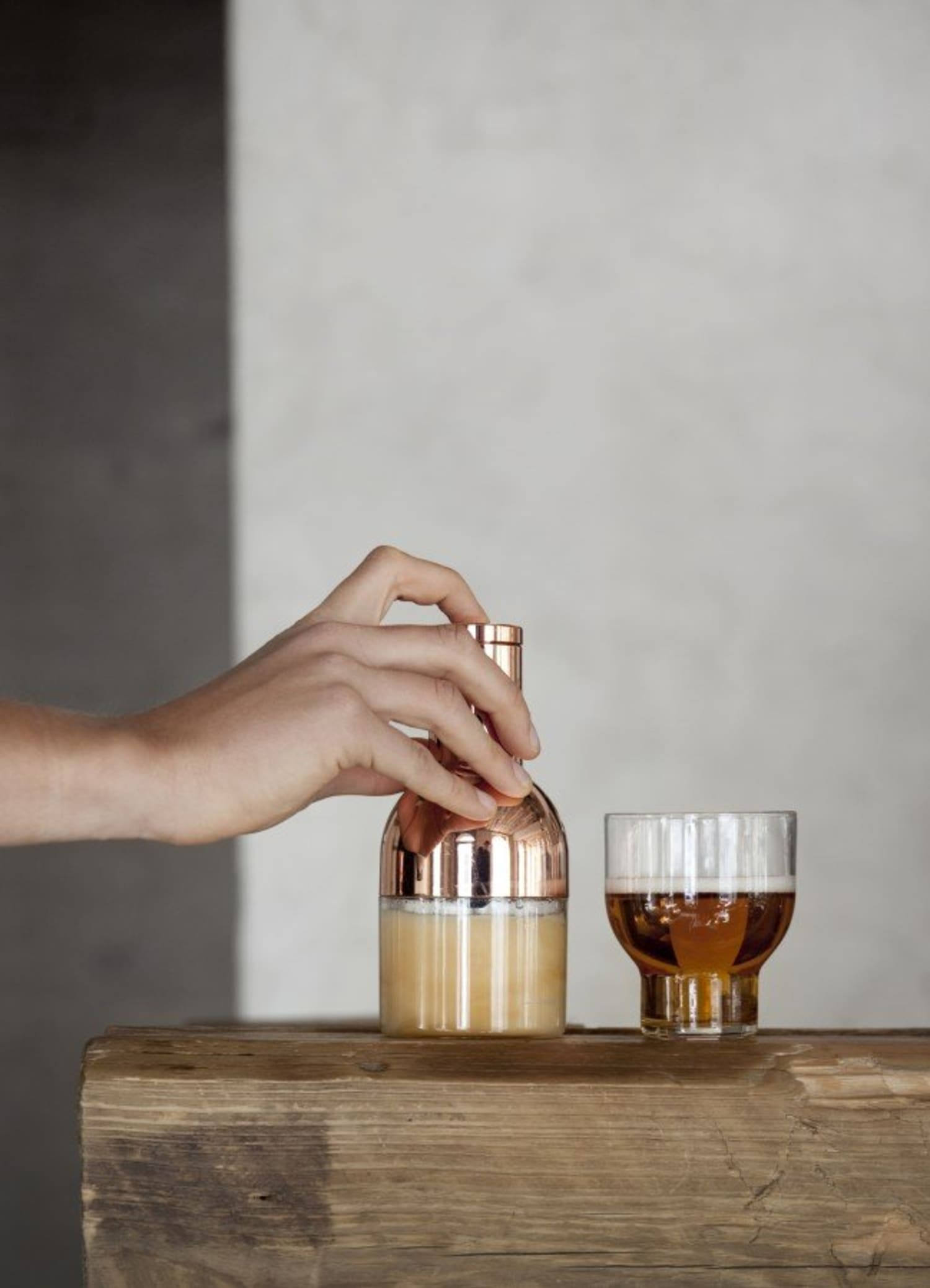 This Danish Gadget Makes Your Beer More Foamy Kitchn