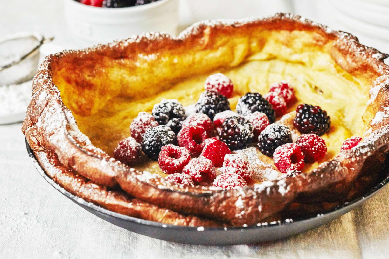 How To Make a Dutch Baby Pancake | Kitchn
