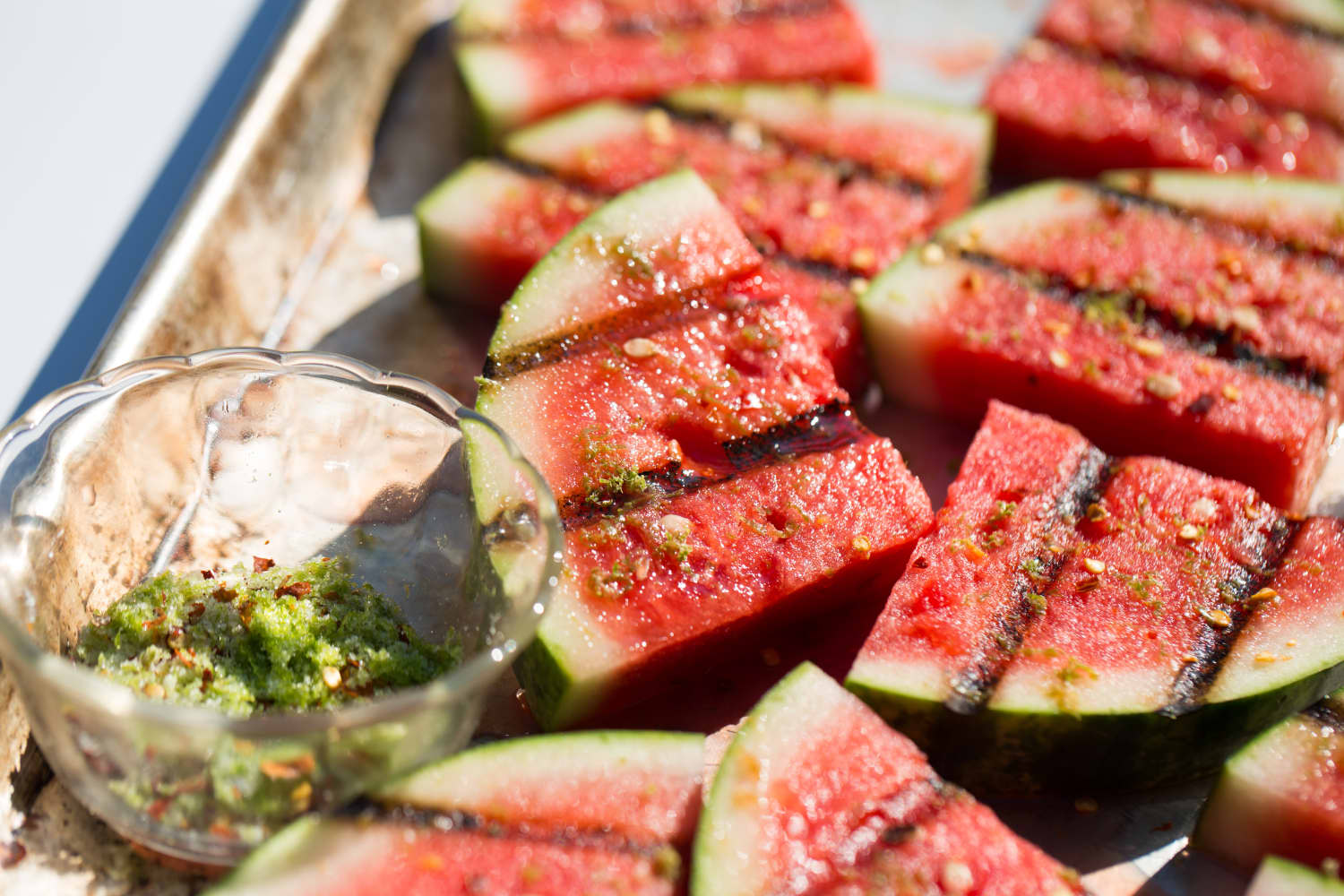 Grilled Watermelon Is Smoky-Sweet Perfection