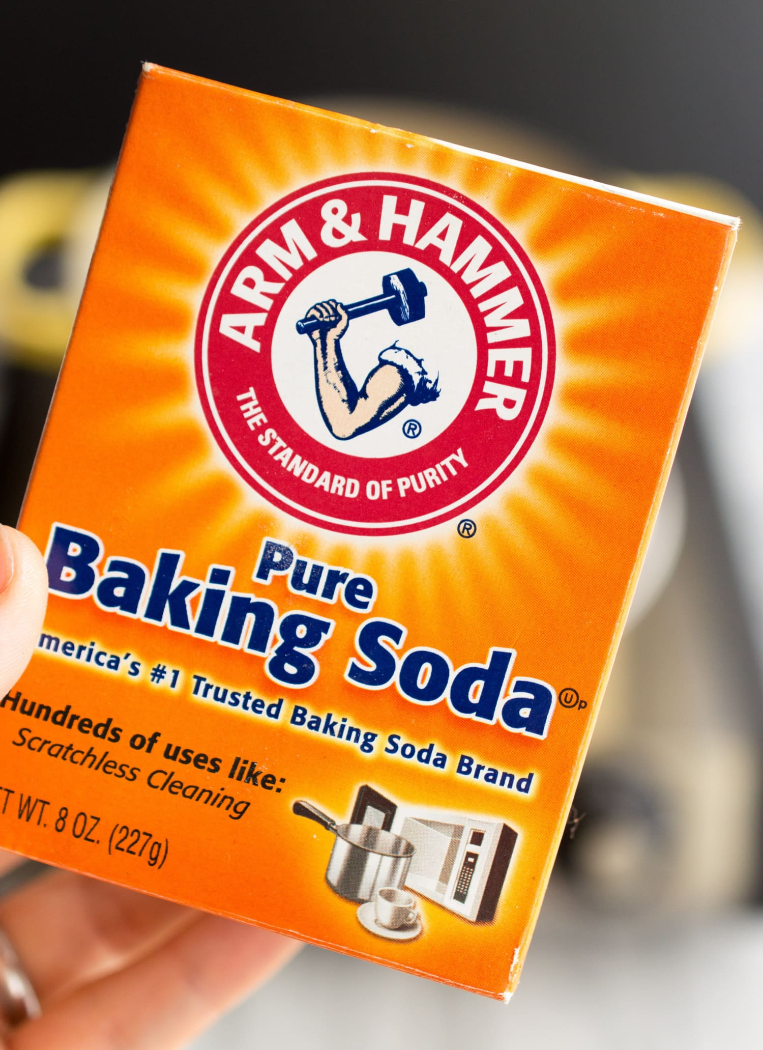 What Makes Baking Soda So Good For Cleaning Kitchn