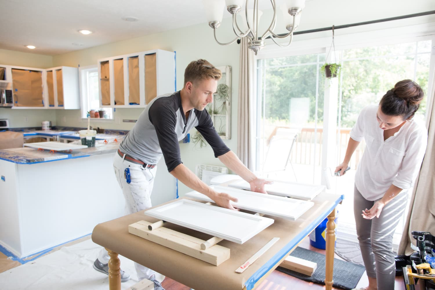 How Much Will It Cost to Paint Kitchen Cabinets | Kitchn