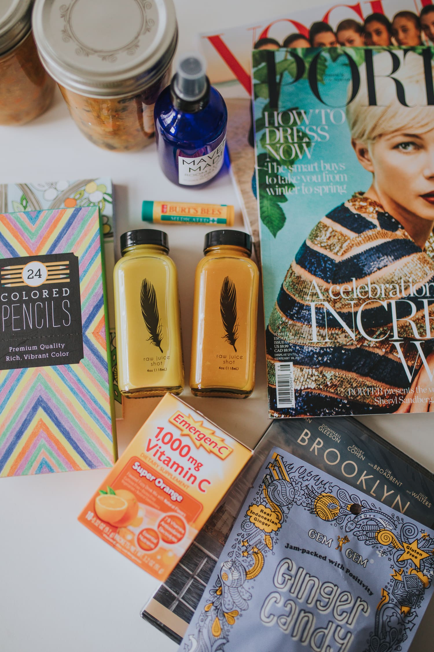 What To Put In A Gift Box For A Sick Friend Kitchn