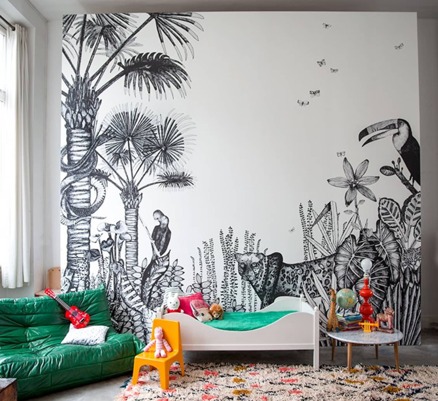 Top Wallpaper: The Wild Wallpaper by Minakani Lab & Two More | Apartment Therapy