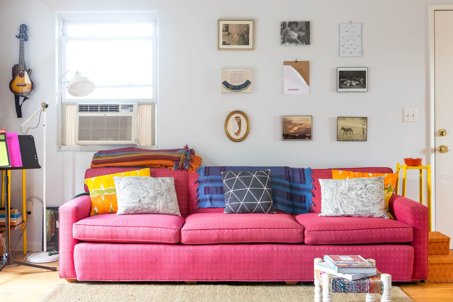 A Professional Organizer�s Fun & Functional Silver Lake Apartment