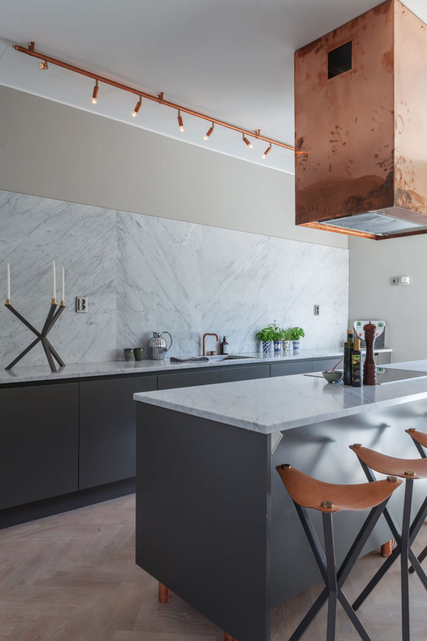 Trend Spotting Copper In The Kitchen Apartment Therapy