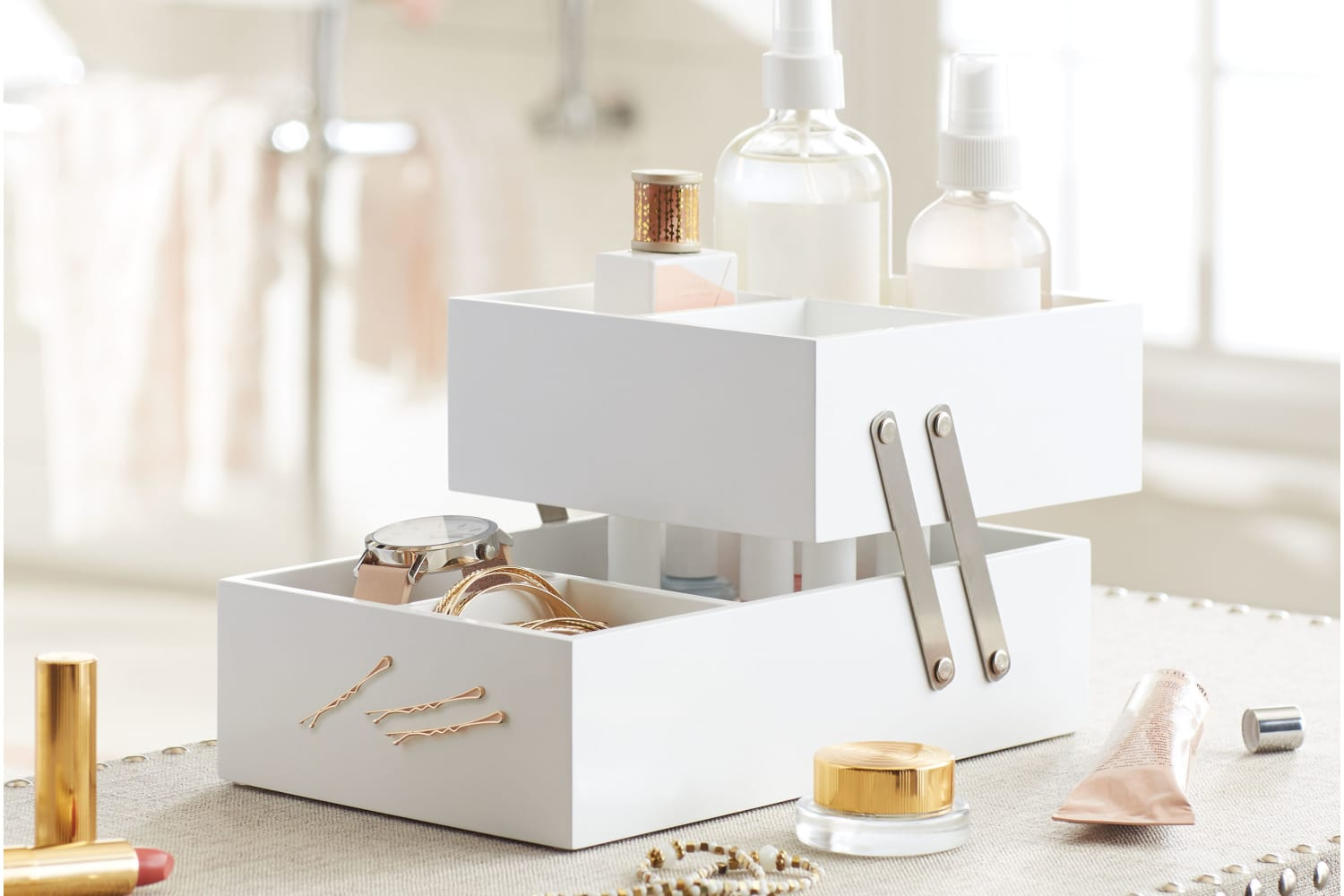 The Best Makeup Organizers
