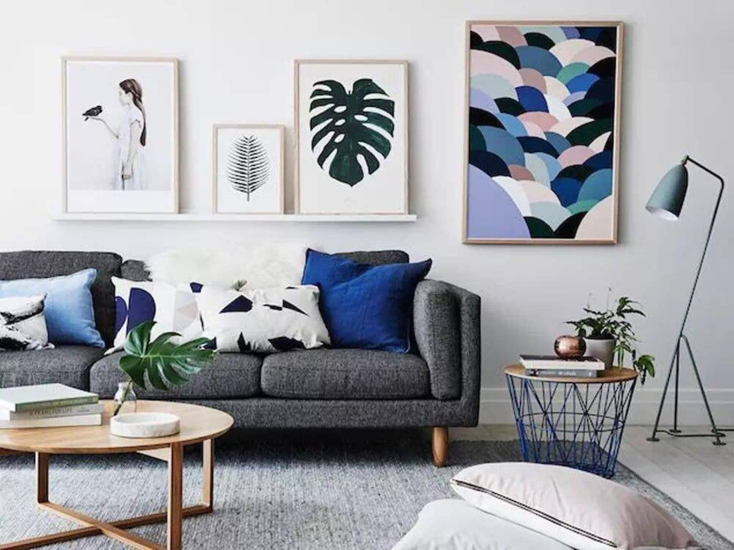 Feather renting really nice modern furniture online just got easier