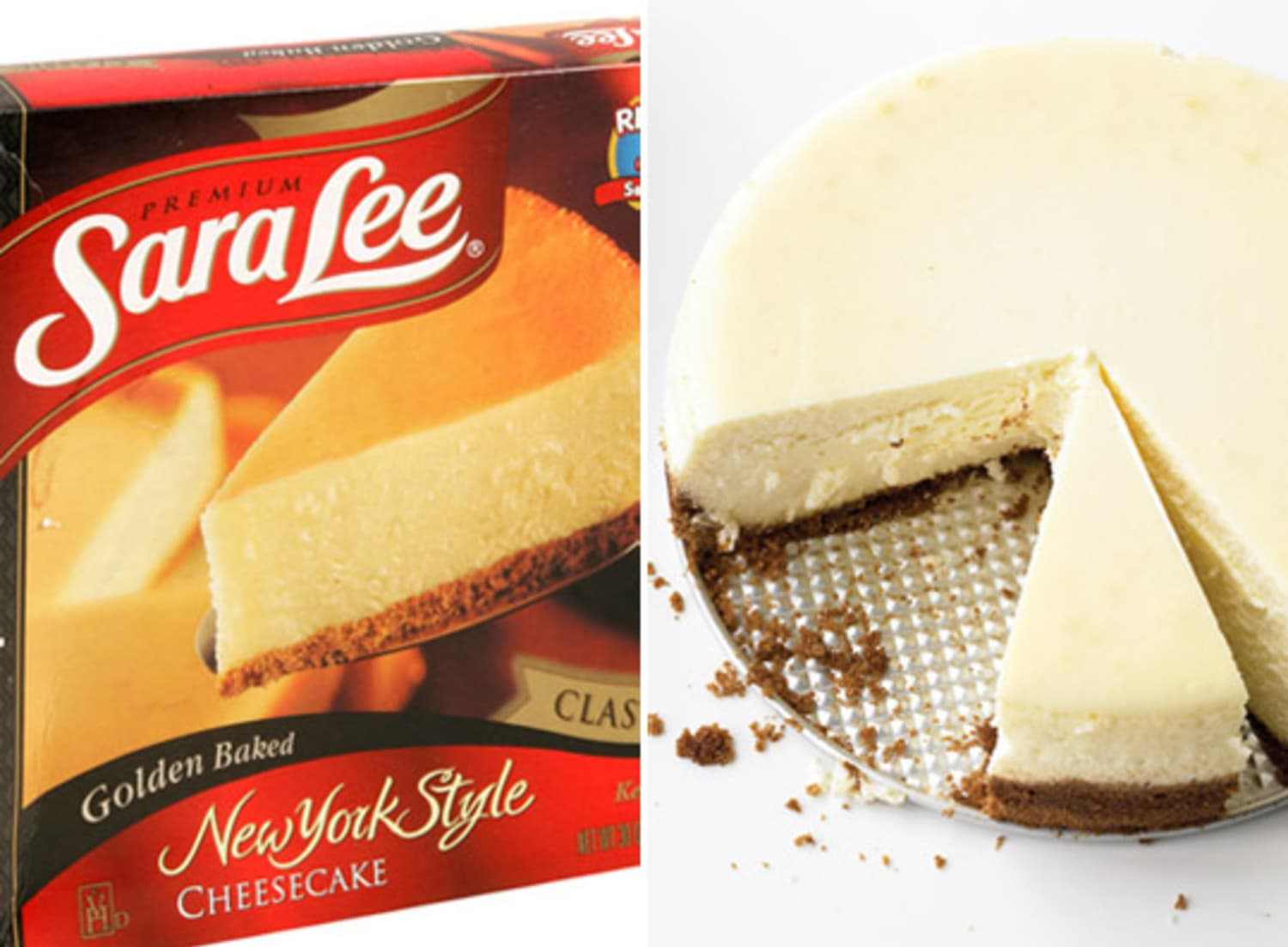 Make Or Buy Cheesecake Kitchn