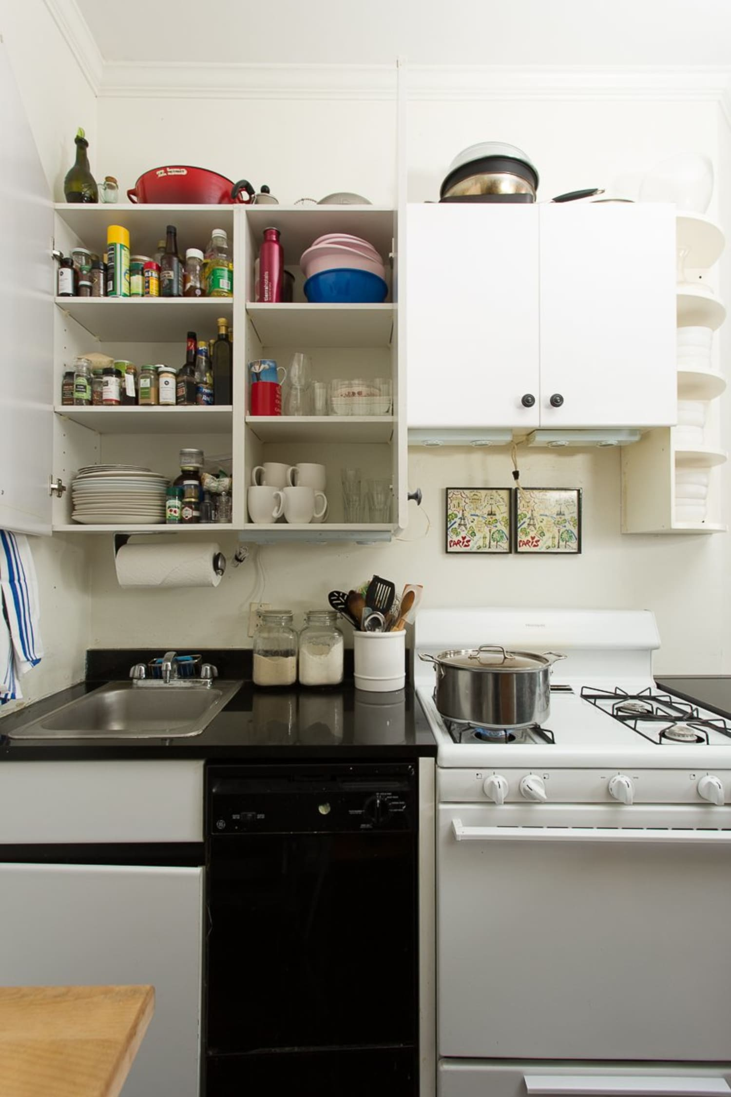 8 Smart Ways To Make More Space In A Small Kitchen
