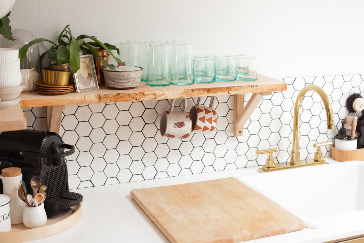 6 Overlooked Places to Hang Hooks in Your Kitchen