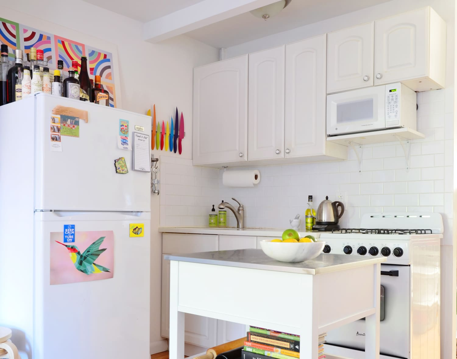 15 Organizers That�ll Make a Small Kitchen So Much Better