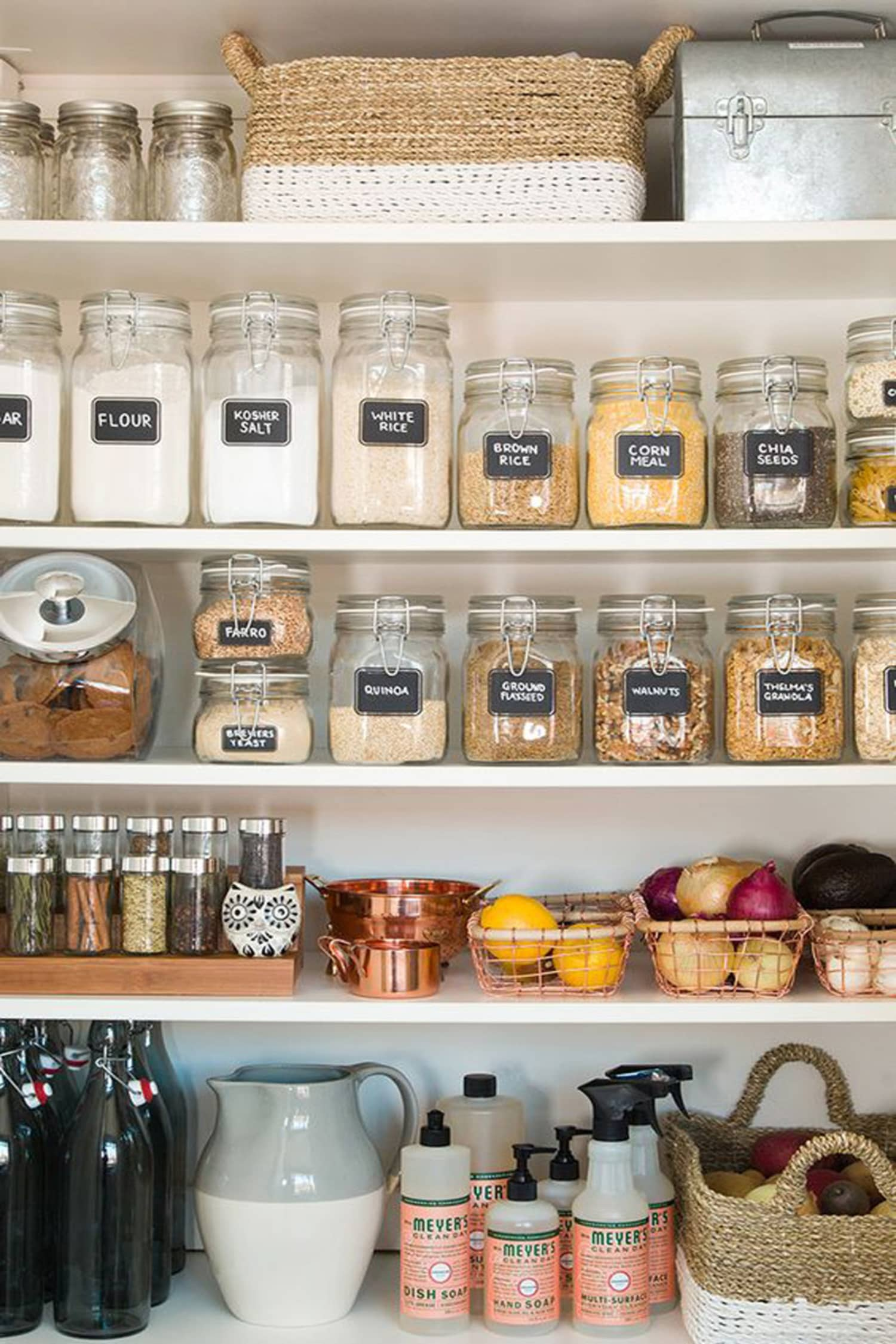 11 Surprising Uses For Things You Have In Your Pantry Right Now