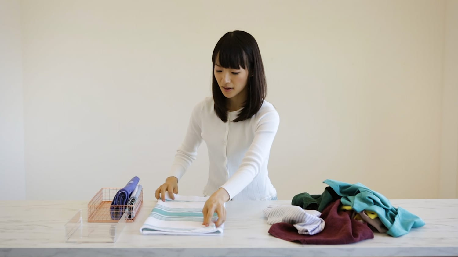 10 Organizing Tips I Learned While Stalking Marie Kondo's Perfect Instagram