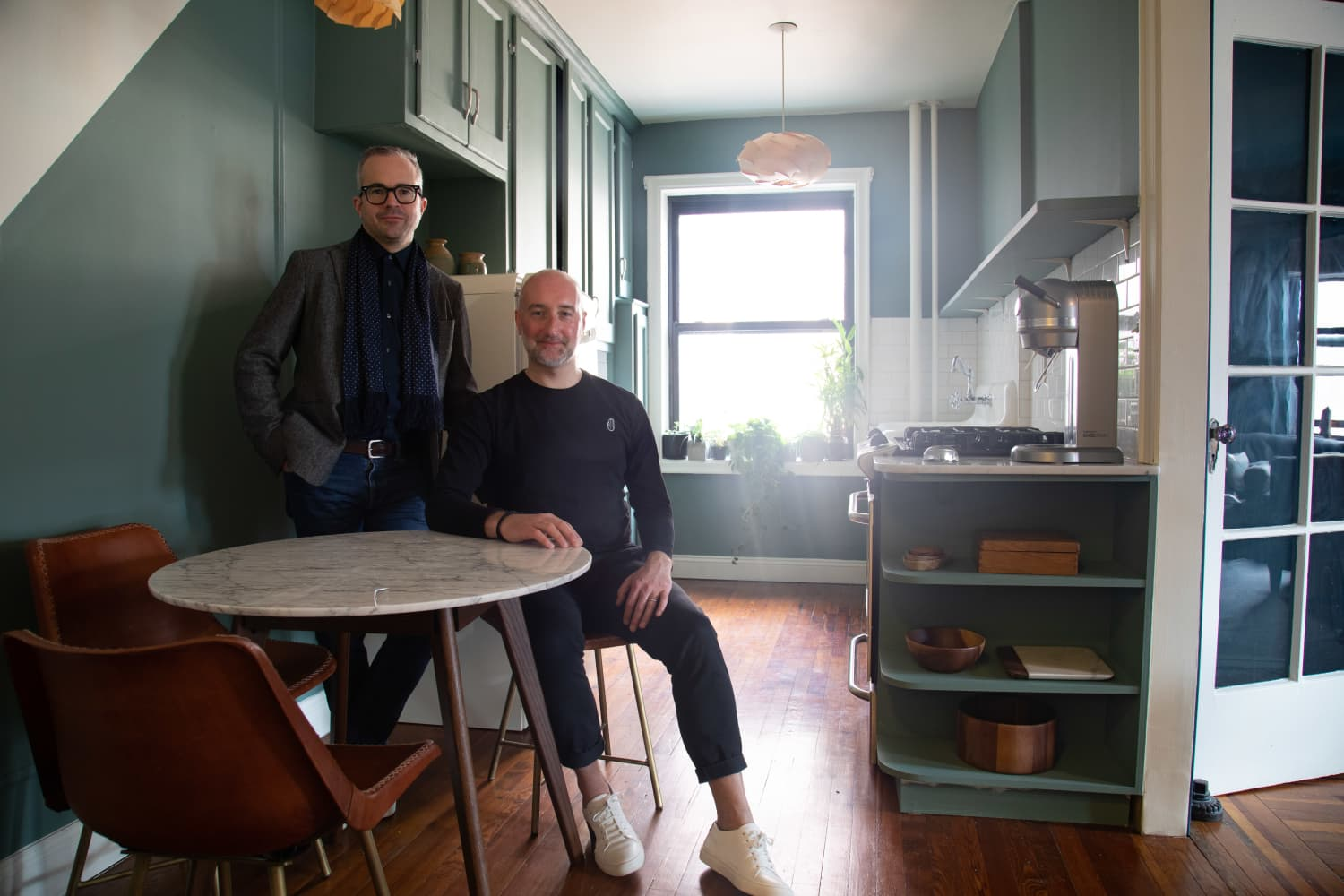 Hoteliers Turn a Cozy NYC Apartment into a Moody, Hygge Paradise