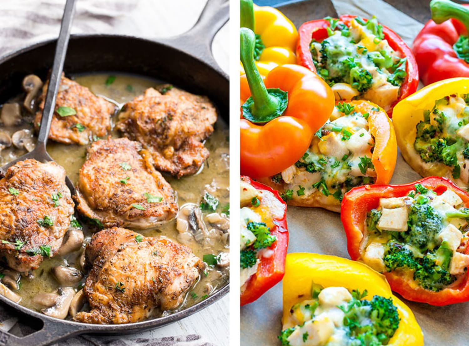 10 Delicious Keto-Friendly Chicken Recipes to Make Right Now — Recipe Roundup