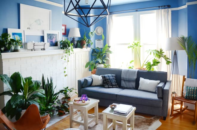 5 Smart Ways to Update Your Living Room—for Free