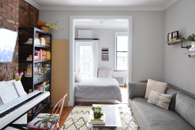 The 6 Amazon Small Space Buys That Make My Apartment Livable (and Lovable)