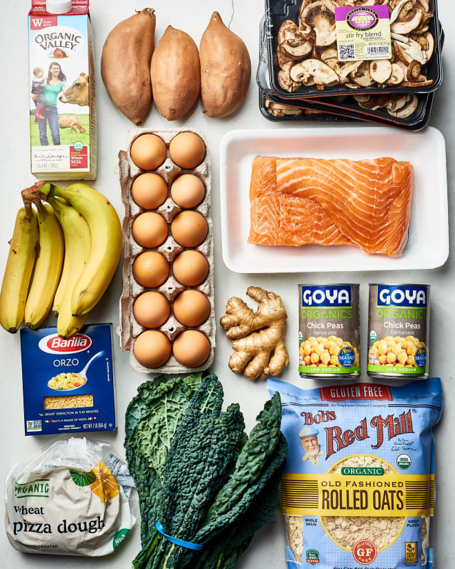 Meal Prep Plan: How I Turn a 12-Item Grocery List Into a Full Week of Meals