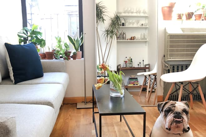 Roommates Make a Small Apartment as Efficient as Possible